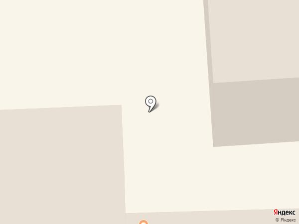 Киоск по продаже куры-гриль на карте Якутска