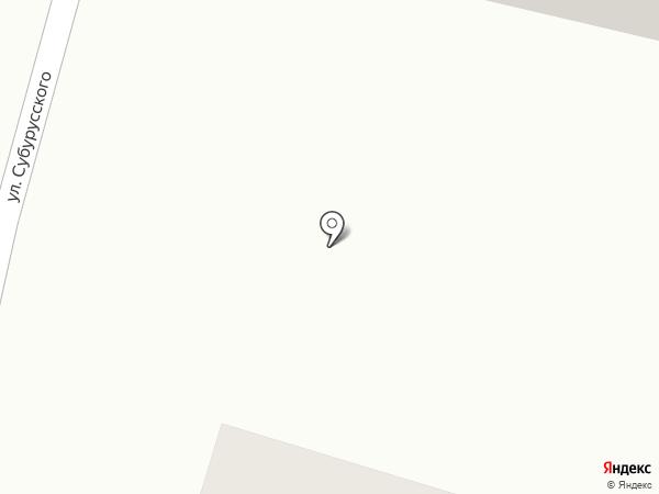 AvtoLuxe на карте Якутска