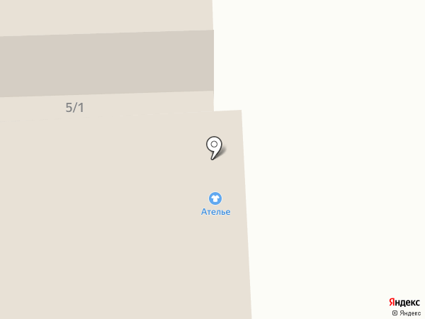 ЮККА на карте Якутска