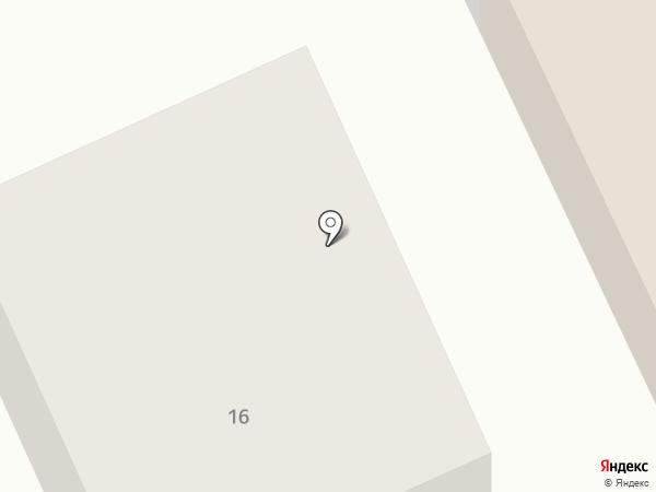 Тауз на карте Якутска