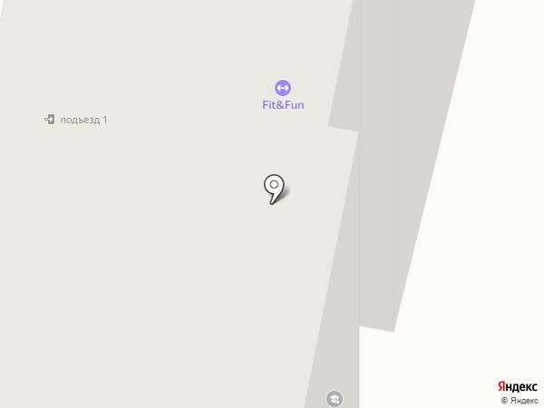 FIT & FUN на карте Якутска