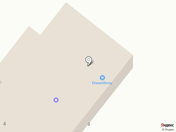 Родник на карте Якутска