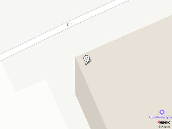 Пассажирское Райуправление на карте Якутска