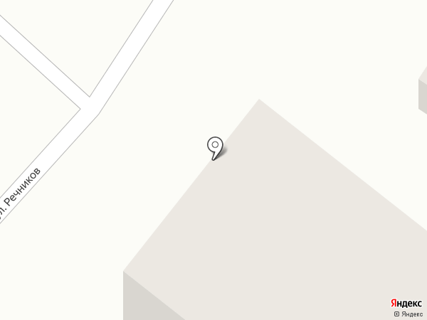 Мини-гостиница на карте Якутска
