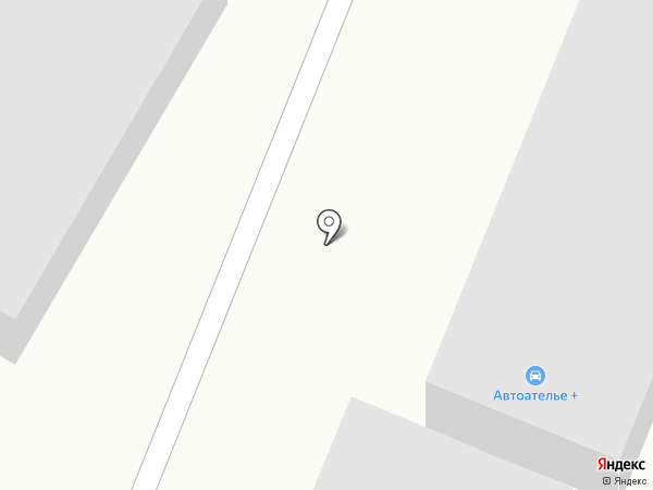 Автоателье+ на карте Якутска