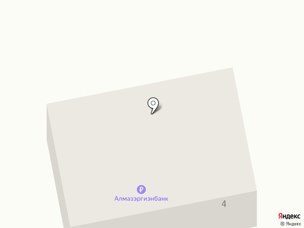 Администрация Нерюктяйинского наслега на карте Павловска
