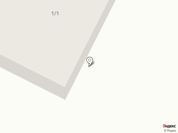 Тихий яръ на карте Нижнего Бестях