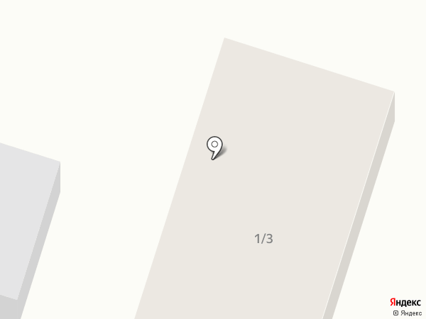 Коммунтеплосервис на карте Нижнего Бестях
