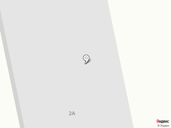 Алмаз на карте Нижнего Бестях