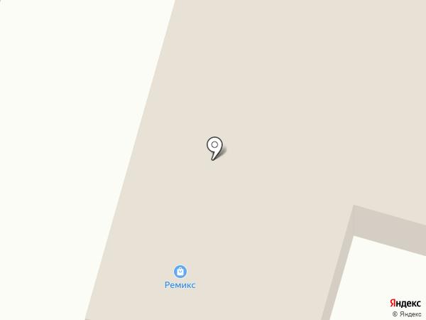Автозапчасти на карте Нижнего Бестях