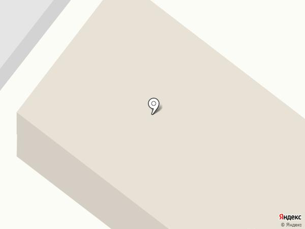 Инстрой на карте Нижнего Бестях