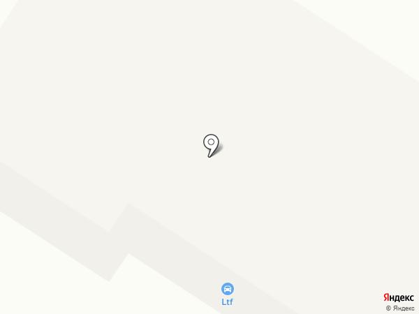 Охотник на карте Нижнего Бестях