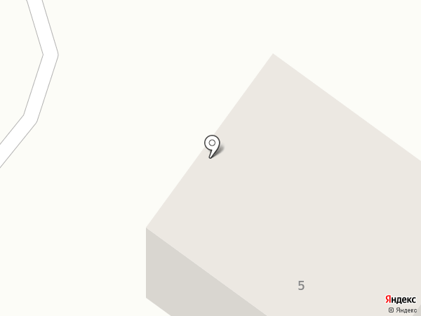 Торгтехсервис на карте Нижнего Бестях