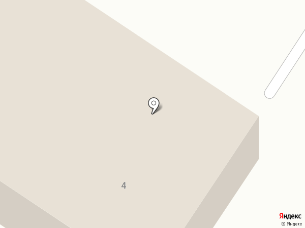 Пожарная часть №1 по охране пгт Нижний Бестях на карте Нижнего Бестях