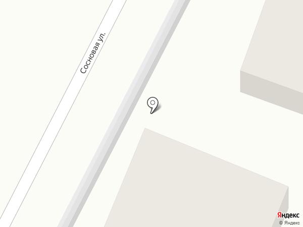Транспортная компания ГИД на карте Нижнего Бестях
