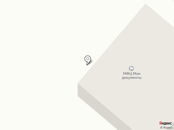 Мои Документы на карте Нижнего Бестях