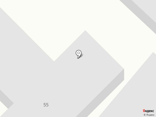 Бэрдьигэс на карте Нижнего Бестях