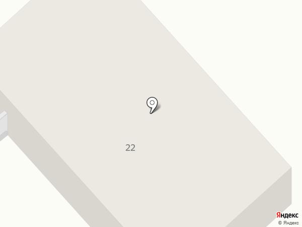 Манчаары на карте Нижнего Бестях