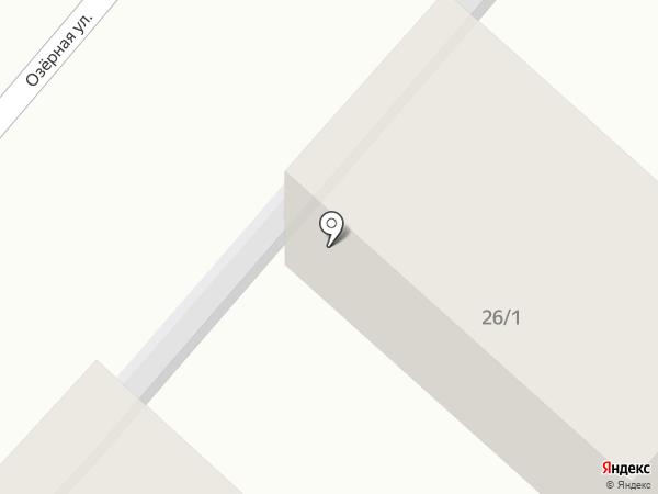 Мясной Дом на карте Нижнего Бестях