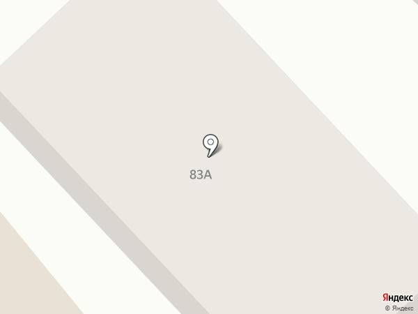 Ураанхай на карте Нижнего Бестях