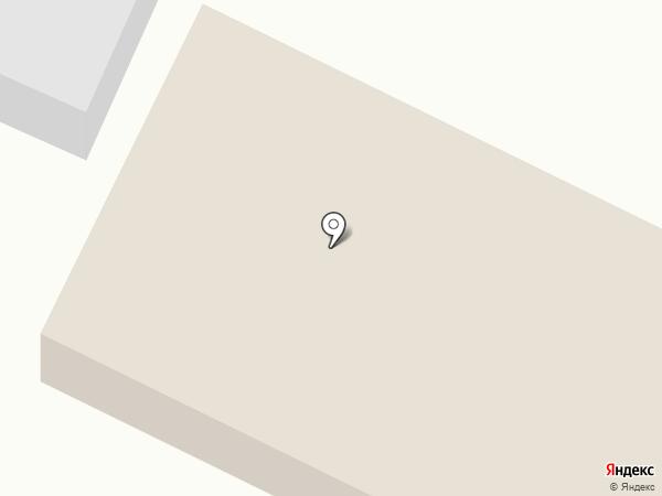 Стерх на карте Нижнего Бестях