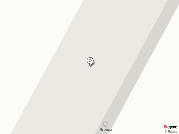 Детский сад №69, Ягодка на карте Приморского