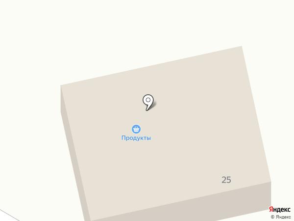 Промтовары на карте Русского