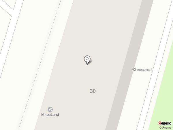 ВОЗДУШНАЯ ФЕЯ на карте Владивостока