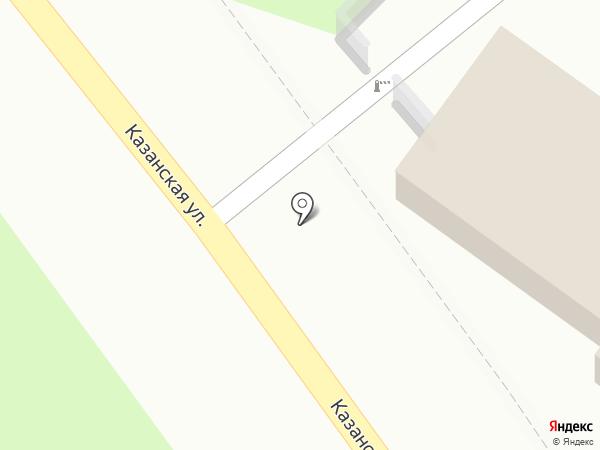 Отряд особого назначения УМВД России по Приморскому краю на карте Владивостока