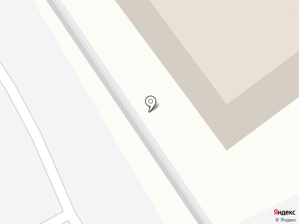 Отдел надзорной деятельности и профилактической работы Фрунзенского района на карте Владивостока