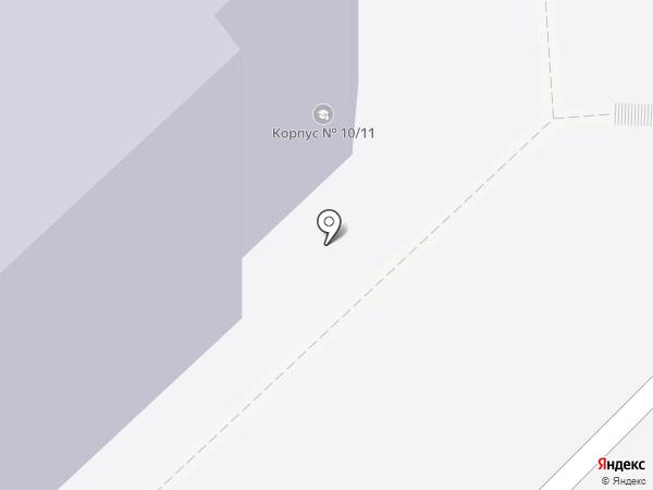 Морской государственный университет им. адмирала Г.И. Невельского на карте Владивостока