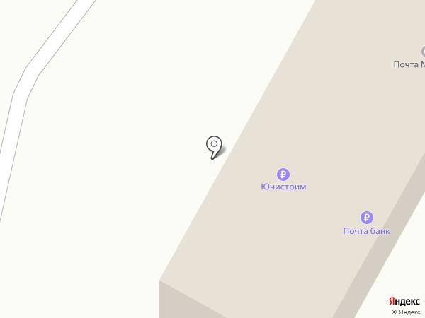 Иванцево на карте Русского