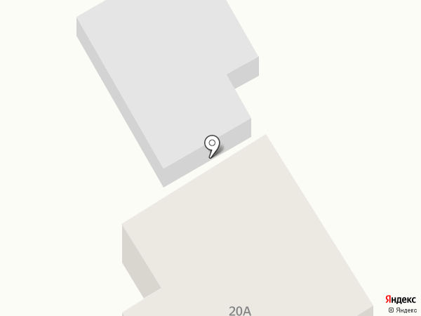 Дальводстрой на карте Владивостока