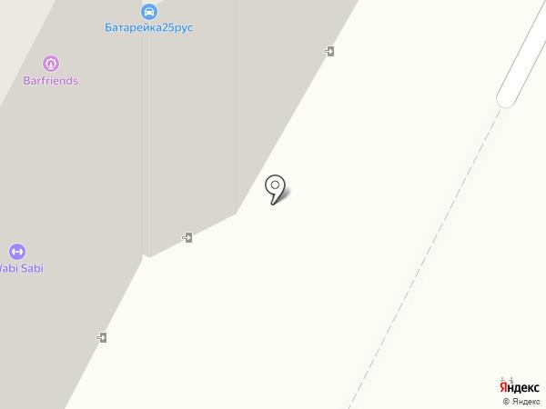 ProGate на карте Владивостока