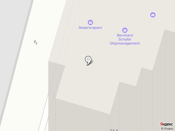 Консолидатор-ДВ на карте Владивостока