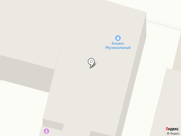 АВАНГАРД на карте Владивостока