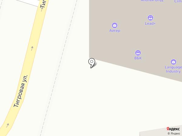 Hangukkwan на карте Владивостока