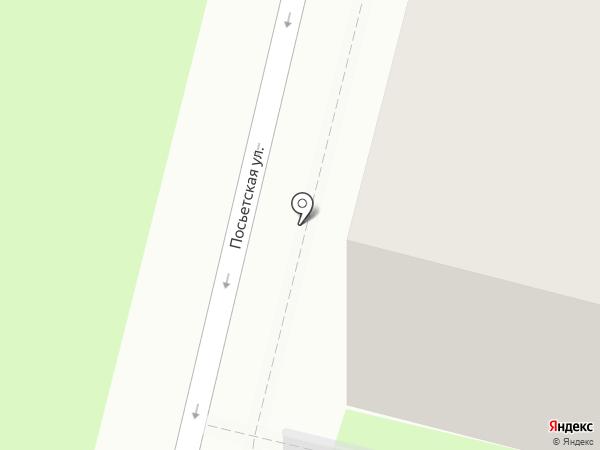 Торгово-производственная компания на карте Владивостока