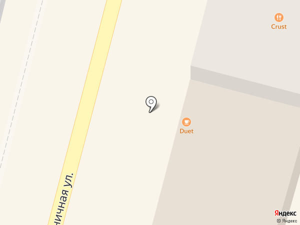 КОРАЛЛ на карте Владивостока
