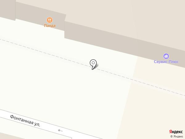 Naan house на карте Владивостока
