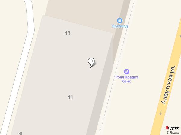Винлаб на карте Владивостока