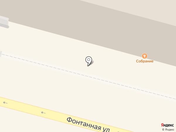 Конфетная ЛавЪка на карте Владивостока