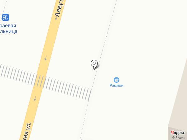 Виктория на карте Владивостока