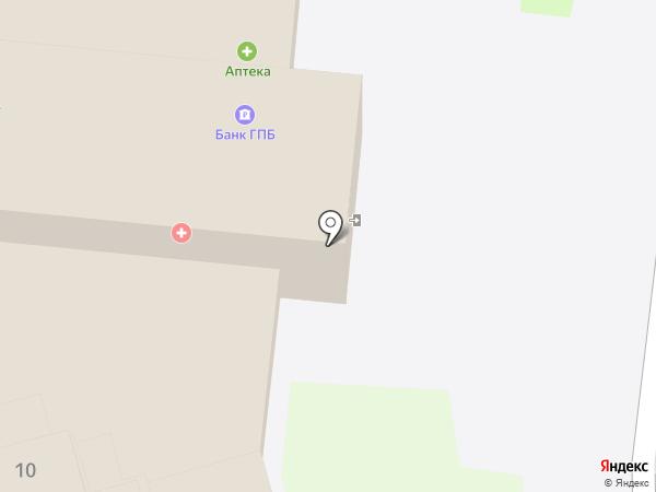 Campus Bistro на карте Русского