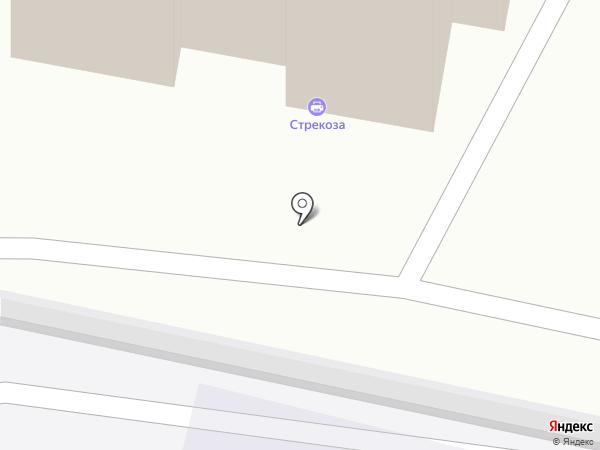Аврора Принт на карте Владивостока