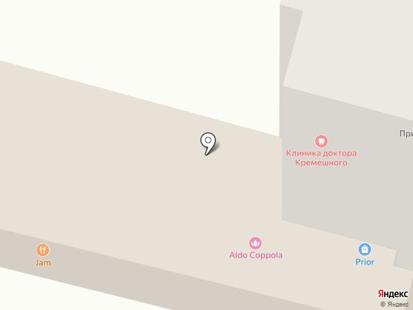 Клиника доктора Кремешного на карте Владивостока