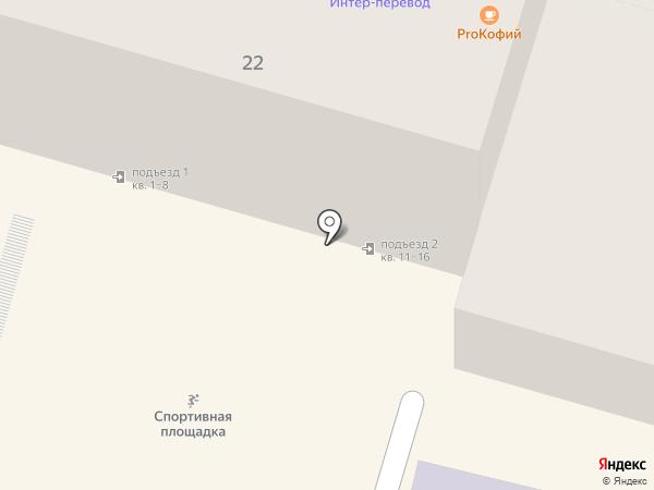 Focus на карте Владивостока