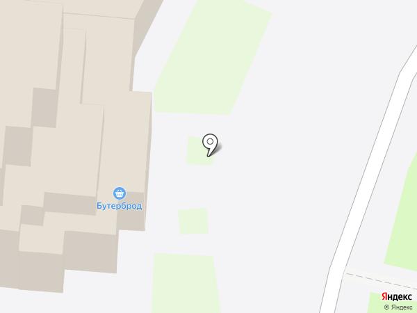 Банкомат, Газпромбанк на карте Русского
