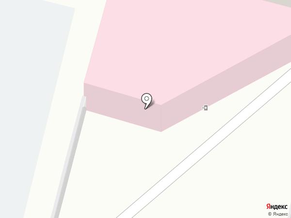 Фонтан, ТСЖ на карте Владивостока