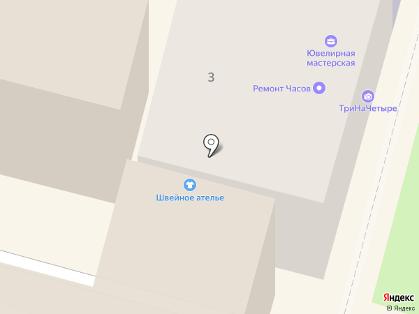 Швейное ателье на карте Владивостока